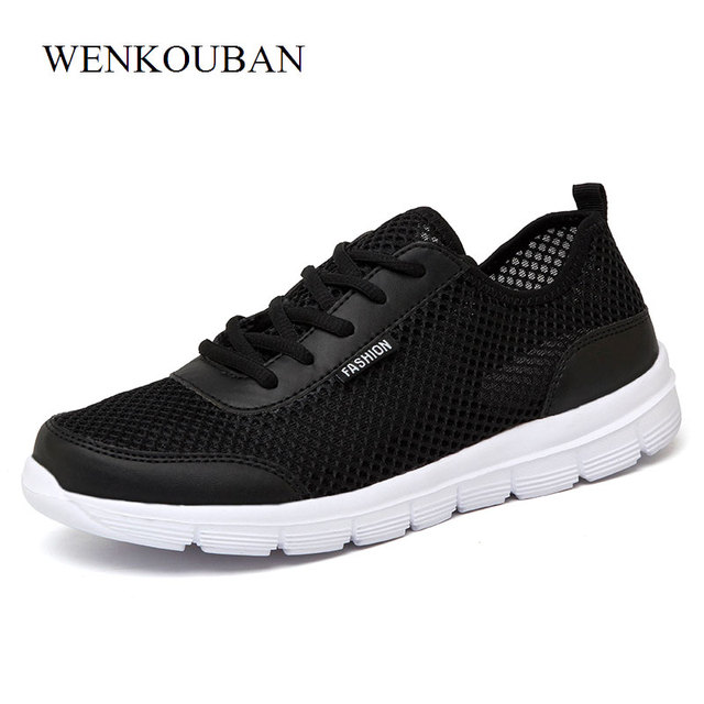 Fashion Air Mesh Shoes Women Casual Sneakers White Shoes Trainers Summer  Tenis Feminino Ladies Flat Basket Femme Zapatos Mujer 77fd6dc6ba88
