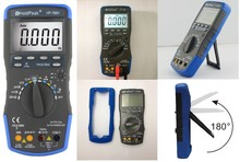 HoldPeak HP-760H Правда RMS Автонастройка Цифровой Мультиметр Метр с Мин Максимальное Значение Частота/Температура/Емкость Тест