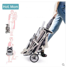 Baby Stroller Lightweight Carriage