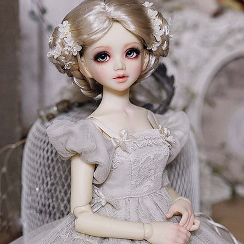 2018 New Arrival Fashion Style 1/4 BJD Doll BJD/SD Fashion lusis Resin Joint Doll For Baby Girl Birthday Gift stenzhorn bjd doll 1 4doll unoa lusis joint doll free eye