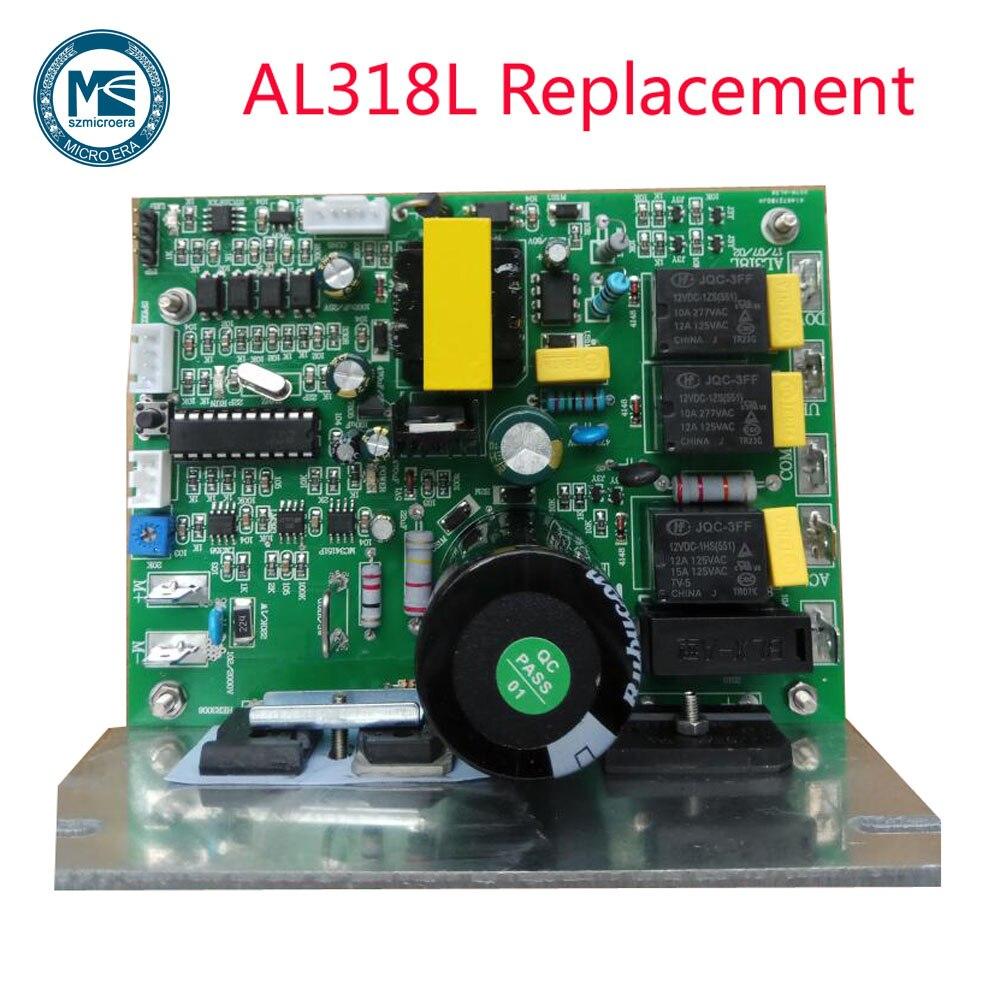Treadmill circuit board AL318L compatible with AL508C power supply board treadmill motor controller lower control board