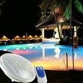 PAR56 LED Swimming pool light 24W 12V IP68 351led Outdoor Lighting Underwater Pond lights Luz luces piscina white free shipping