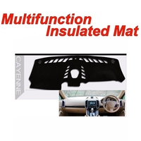 Dashboard Mat Insulated Original Factory Shape pad Protection Cover Carpet Dashmat Special Model For Porsche Cayenne 92A