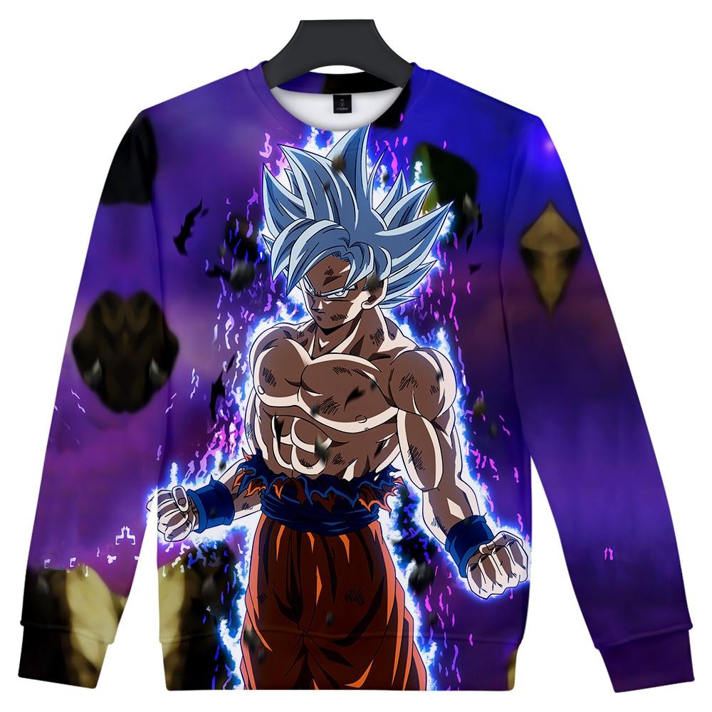Dragonball Z Goku Streetwear Men/Women 38