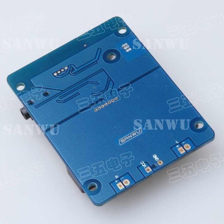 DC 8 - 26V TPA3118 30W + 30W Stereo Bluetooth Digital Amplifier Board