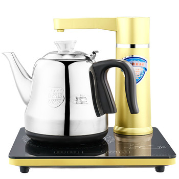 Fully automatic upper water bottle Electric kettle quick boiling ketting-kettle tea set electric stove