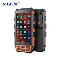 New Android 7 0 OS 5 0 inch Rugged Data Terminal with 1D 2D Barcode Scanner