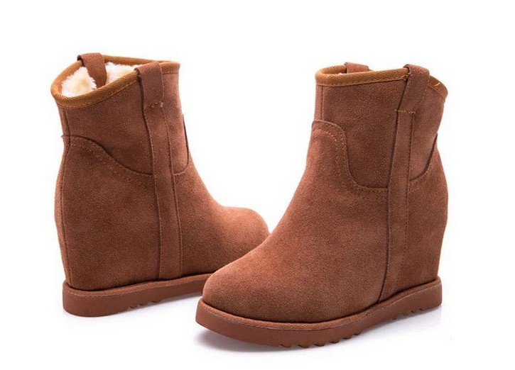 Popular Faux Fur Wedge Boots-Buy Cheap Faux Fur Wedge Boots lots ...