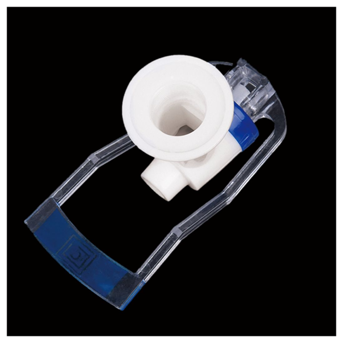 EAS-замена Нажмите кран для диспенсер воды Пластиковый Диспенсер Белый Красный Синий (2 шт)