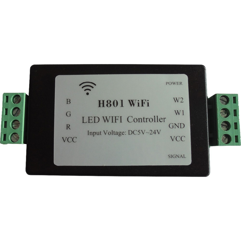 Us11 5Off Output 5 Lights Rgbww Esp8266android Controls Wifi Led Wlan1 Port 200 Rgb Strip Dimmer Controller Pwm In rgbw Data Light 64 Routes CoWrxeQdB