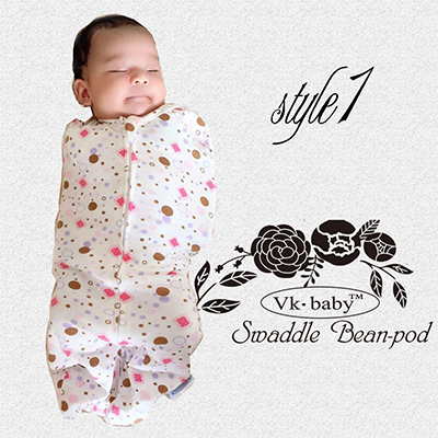 Vk . baby SwaddlePod Spandex Blend,newborn blanket,baby swaddle ,baby sleeping-bag Spandex Blend Spandex Blend