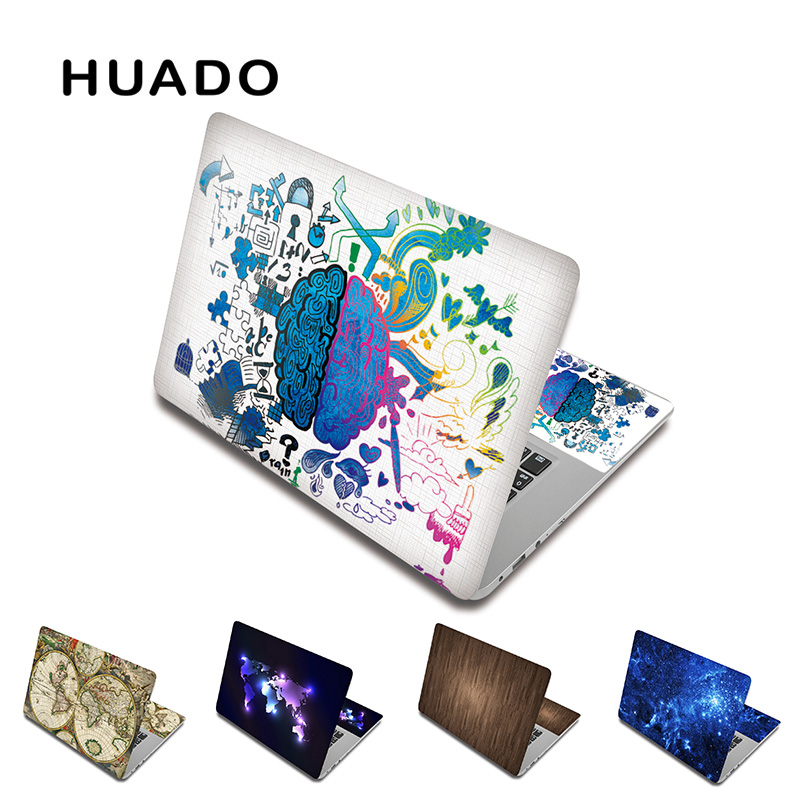 New Laptop skin sticker 15.6 notebook decal covers 13 15 17 inch laptop skin for macbook pro 15/ xiaomi air 13.3/ lenovo/asus