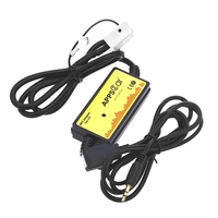 Car MP3 Audio Interface 12P Connect CD Adapter AUX SD USB Data Cable CD Changer Support