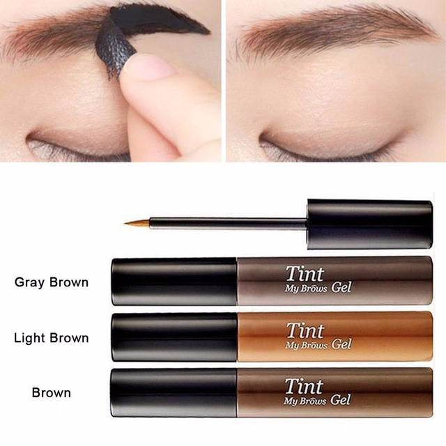 Hotprofessional Waterproof Eyebrow Makeup Kits Eye Tint My Brows