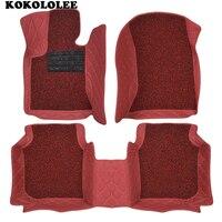 Kokololee Custom Make Car Floor Mats For Mercedes Benz E Class W211 W212 S211 S212 200