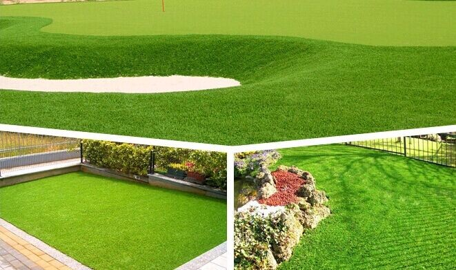 LUXGRASS Brand abrasive artificial grass decoration crafts