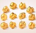 Moda de lujo 3D 999 24 K oro amarillo 12 chino Zodiacs colgante 1 unids 1.35 g