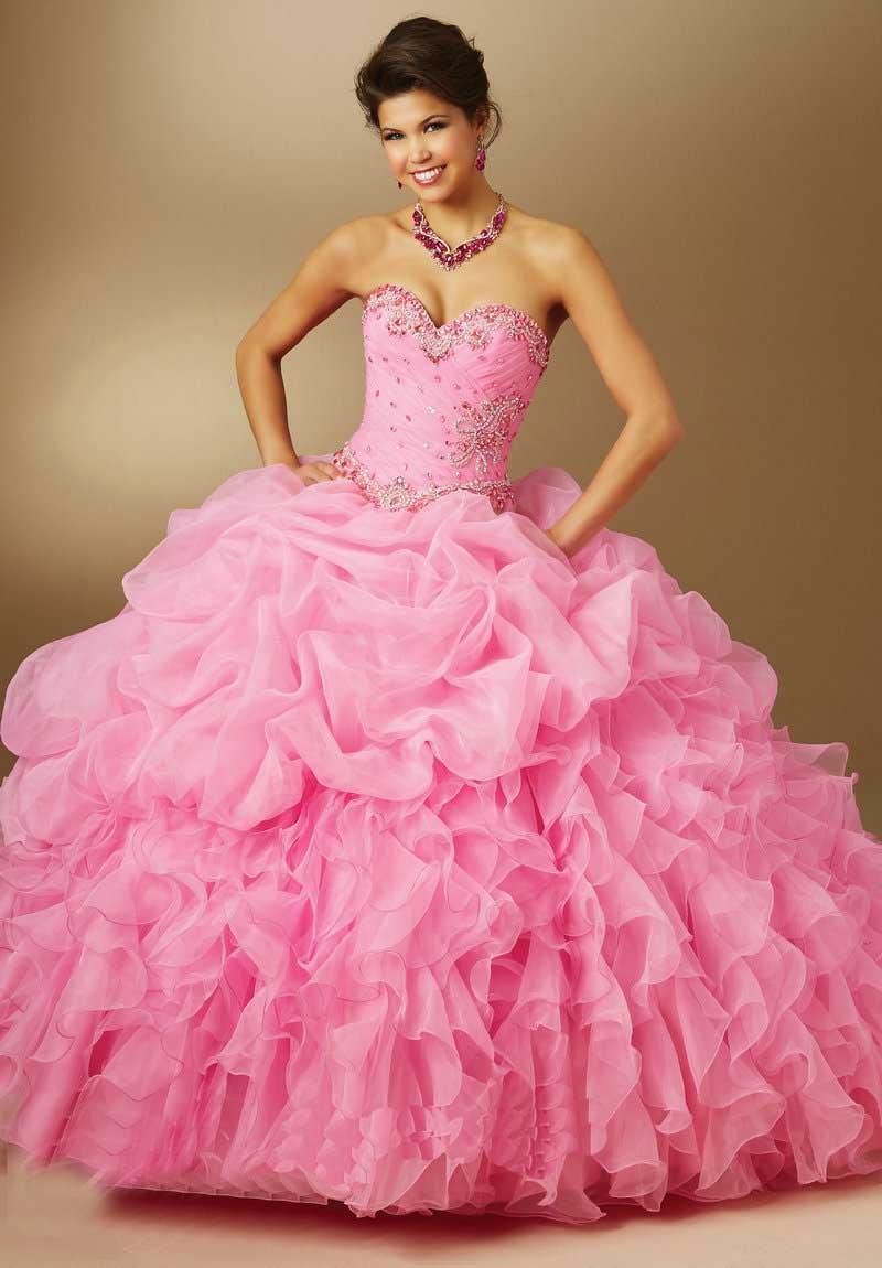Vestido De Debutante Novia Dulce 16 Vestidos de Fiesta Vestidos de ...