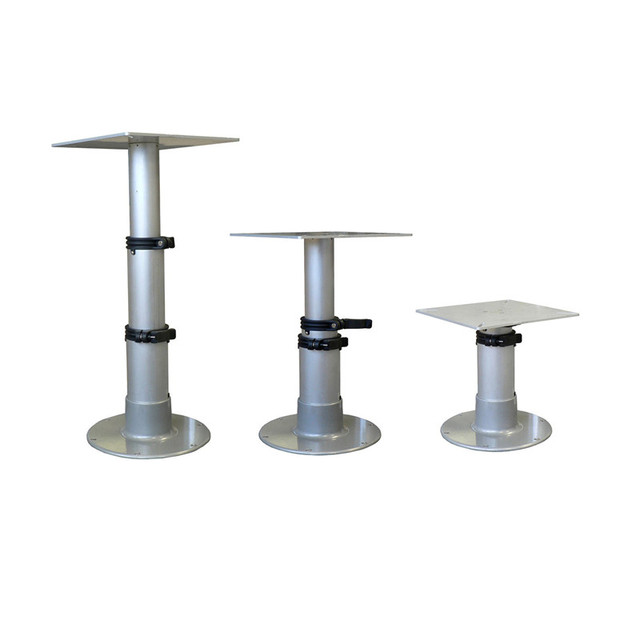 Good 3 Stage Table Mount (TS03) Pneumatic Table Leg Air Power Telescopic Table