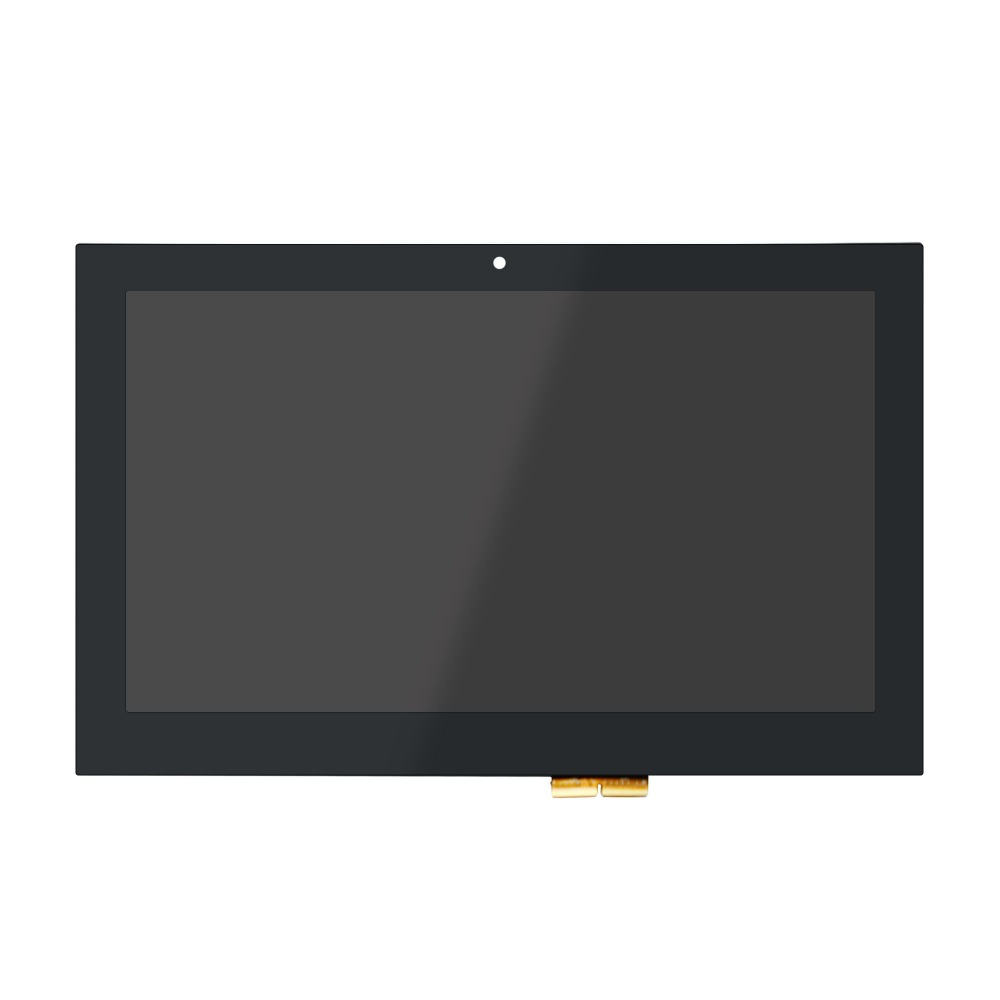 For Dell Inspiron 11 3147 3148 3000 LP116WH6 SPA2 with frame 11.6 LCD Touch screen Glass Digitizer Assembly laptop 11 6 touch led screen assembly for dell inspiron 11 3000 3147 lcd lp116wh6 spa2