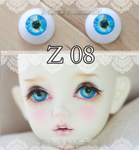 Simulating Human Pressure Eyes 12mm,14mm,16mm,18mm For BJD Doll SD Luts DOD AS GC55