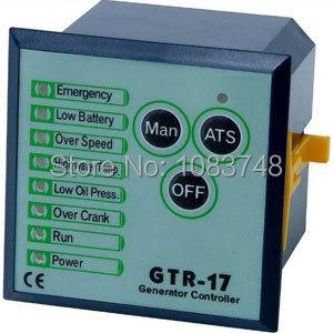 GTR17 Generator Control,Automatic Start Generator Controller GTR-17