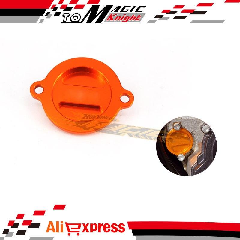Para KTM 125 200 390 690 Duque RC 200 390 Accesorios de La Motocicleta CNC Motor