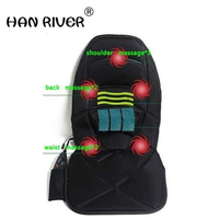 HANRIVER 100% of the new high quality cylinder seat adjust the lumbar support auto folding chair cushion, body health cushion