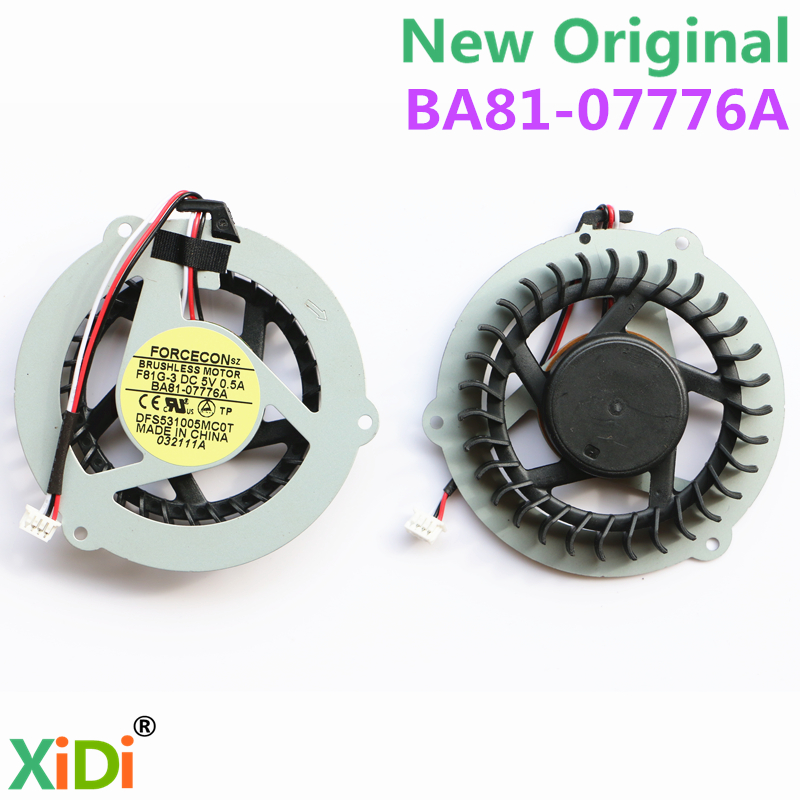 NEW Original F81G-3 BA81-07776A VENTILATEUR DE REFROIDISSEMENT POUR SAMSUNG R71 R560 P208 P210 Q208 Q210 CPU VENTILATEUR DE REFROIDISSEMENT