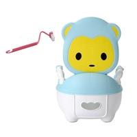 Portable Toilet Kids Girl Pee Training Seat Potty Chair Child Urinal Baby Potty Training Seat Cute Boy Pot Children Infant Pot