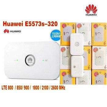 Desbloqueado Huawei E5573 Dongle Wifi Router E5573S-856 Mobile Hotspot  inalámbrico de 4G LTE