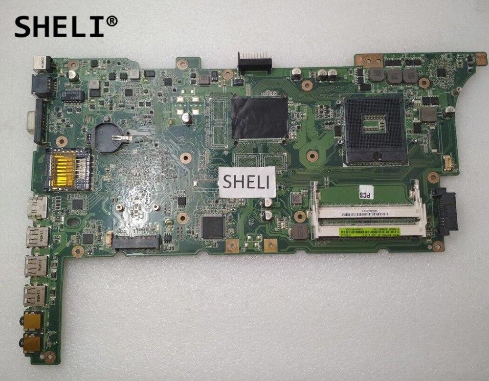 SHELI For Asus K73S K73SJ K73SD K73E Motherboard Integrated REV 2.3