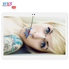 DHL Free Shipping 10 inch tablet pc Android 6.0 Octa 8 Core RAM 4G ROM 64GB 1920*1200 IPS Bluetooth GPS Smart Tablets 10.1 10