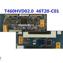 цена на T460HVD02.0 46T20-C01 free shipping 100% test work original for LD46U6000 T460HVD02.0 46T20-C01 Logic Board