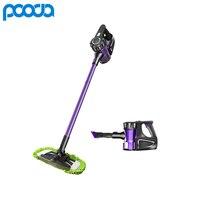 Pooda Powerful Wireless Upright Vacuum Cleaner Hand Vacuum Cleaner For Home Rod Mini Vacuum Cleaners Dust