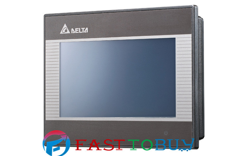 Delta touch Screen HMI DOP-BO3E211 480x272 4.3 inch Ethernet 2 COM NEW Original with Programming  Cable delta touch screen hmi dop bo3e211 480x272 4 3 inch ethernet 2 com new original with programming cable