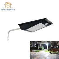 Solar Light 81LED 1000LM Outdoor Body Sensor Landscape Garden Lighting Waterproof Super Bright Integrated Street Lamp