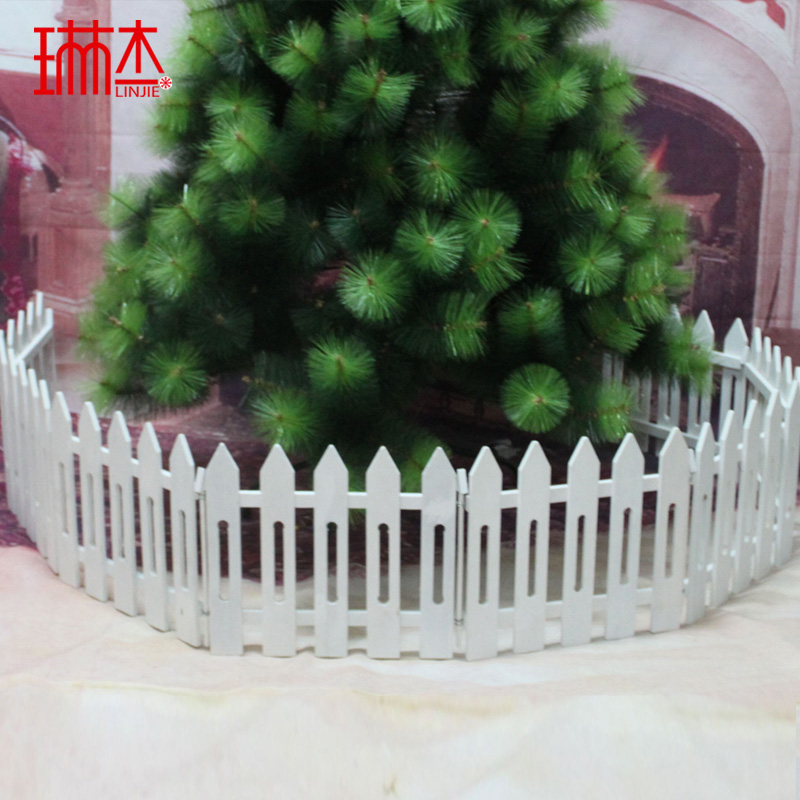 Christmas Tree Fence 1 4 Meters 30cm Fence Wood Fence Wood Fence Decoration On Aliexpress Com Alibaba Group