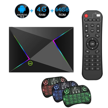 M9S Z8 Smart TV Box 6K Android 9.0 TV