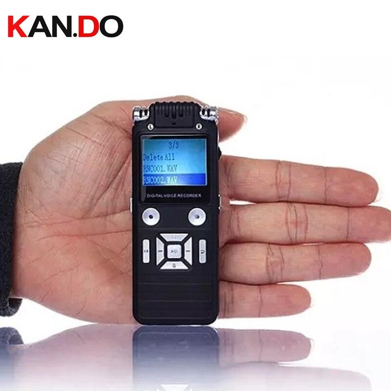 VM205 PCM 1526kbs enregistreur vocal numérique sans perte HIFI 8 GB enregistreur Audio avec lecteur MP3 enregistreur vocal moniteur à stylo