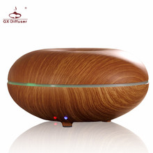 GX Diffuser 7 colors changing Ultrasonic Humidifier essential oil Aroma Household Aromatherapy Mist Maker fogger