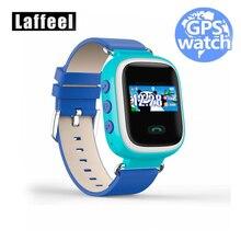 ที่มีสีสันจีพีเอสQ60 GPS Watch SOS Intel Le Gentฉุกเฉินเด็กสมาร์ทที่ตั้งนาฬิกาโทรเด็กปลอดภัยต่อต้านหายไปตรวจสอบ