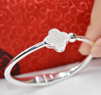 Brazaletes Pulseras Mujer Wholesale Sterling 925 Jewelry For Women Love Fashion Beads Fit Pandora Bracelet Woman