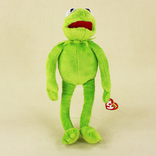 14*40cm Kermit Plush Toys Sesame Street Doll Stuffed Animal Kermit Toy Plush Frog Doll