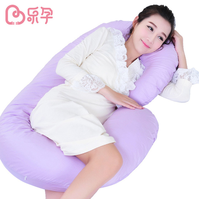 Travesseiro gravidez C-forma travesseiros macios breastable mulheres sono travesseiro para mulheres grávidas maternidade travesseiro de enfermagem 25% de DESCONTO Livre navio