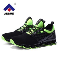 Super Cool Breathable Running Shoes Men Sneakers Bounce Summer Outdoor Sport Shoes Professional Training Shoes Plus