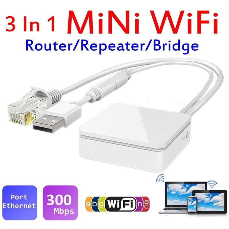 VONETS VAR11N-300 Wi-Fi zu Ethernet Wireless APs Bridge Dongle ...