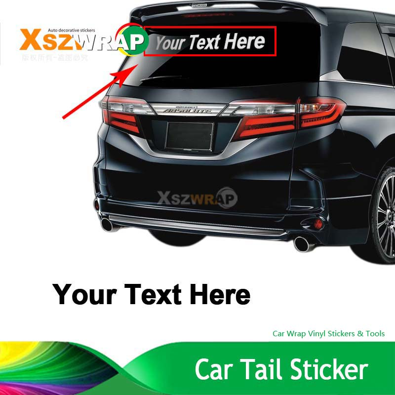 Popular Custom Rear Window DecalsBuy Cheap Custom Rear Window - Custom rear window stickers for cars