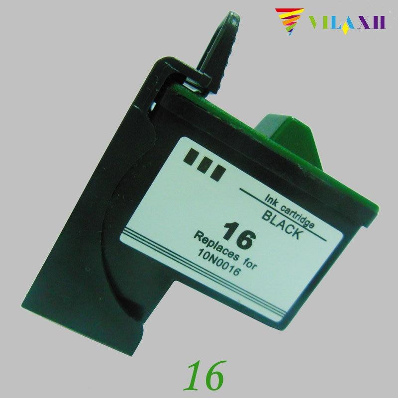 For Lexmark 16 Black Ink Cartridge For Lexmark z617 i3 Z13 Z23 Z25 Z33 Z35 Z513 Z515 Z603 Z605 Z611 Z615 Z645 X2250 X74 1pk for lexmark29 ink cartridge tri color for lexmark 29 for lexmark 18c1529 for lexmark z845