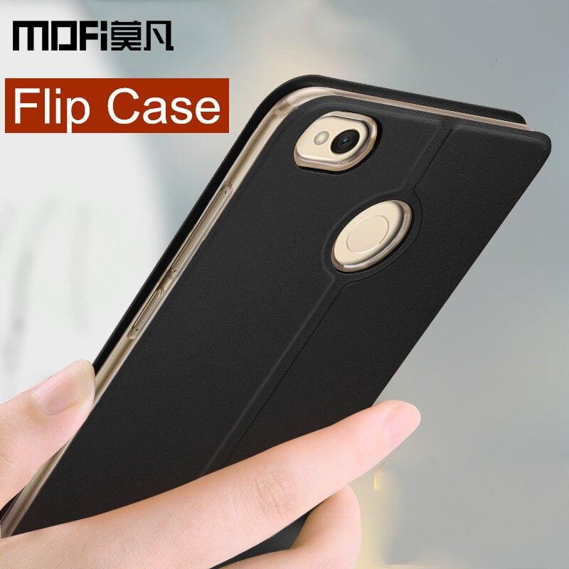 Xiaomi redmi note 5A pro case cover note 5A prime flip cover leather back silicone case MOFi original global redmi note 5A case